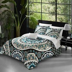 Andalusia 4 Piece Quilt Set by Chic Home