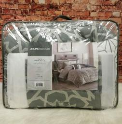 MADISON PARK CARLOW 7-PC. KING COMFORTER SET BEDDING