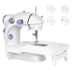 Electric Sewing Machine Desktop Household Portable Tailor 2