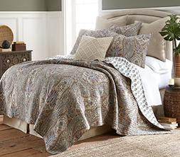 Kasey King Quilt Set