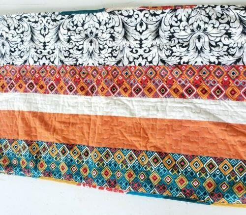 """Lush 20"""" 36"""" Quilted Shams Floral"""