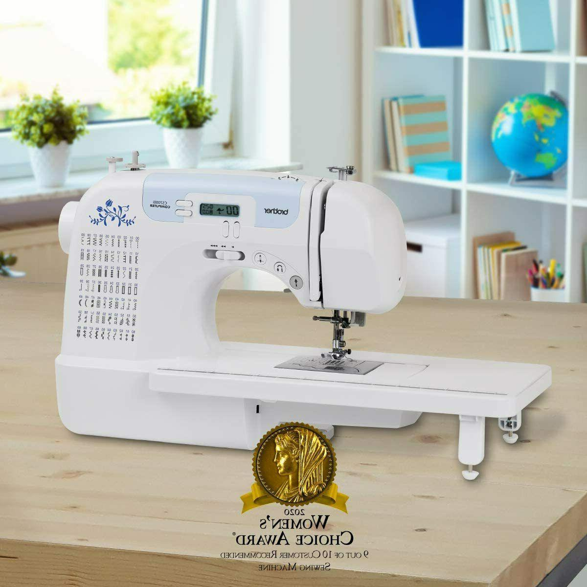 Brand Sewing 70 Built-in