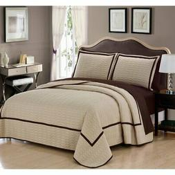 Chic Home Marla Hotel Collection Quilt Set