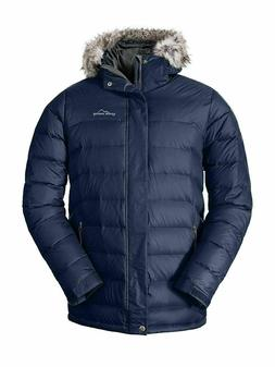 Eddie Bauer Men's Boundary Pass Quilted Down Parka