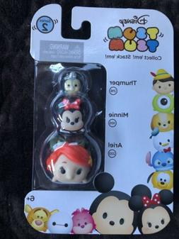 NEW Disney Tsum Tsum Series 2  Thumper, Minnie, Ariel