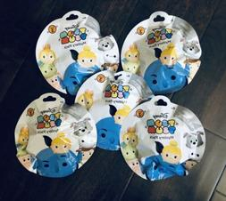 NEW DISNEY TSUM TSUM SERIES 3 Sealed Blind Bags LOT OF 5 FRE