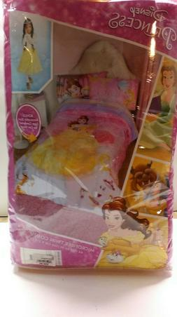 Princess Disney Twin Microfiber Comforter Removable Wearable