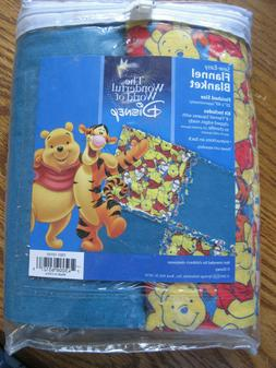 Quilt Kit ~  Disney Sew Easy Flannel Blanket 35 x 49