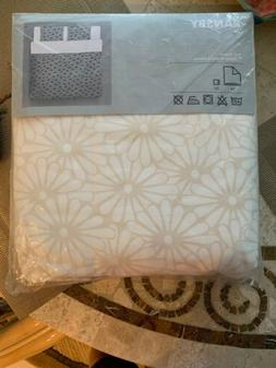 IKEA Ransby 3pc Full / Queen Size Quilt Duvet Cover Set Beig