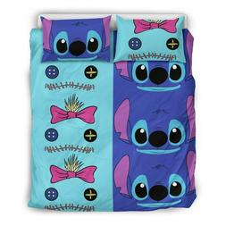 Disney's Lilo & Stitch Stitch/Scrump Quilt and Shams Queen s